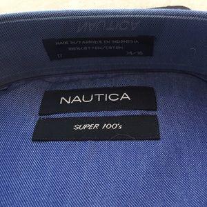 Nautica Shirts - Nautica Mens Shirt